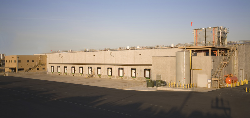 Superieur A 180,000 Square Foot Cold Storage Facility.