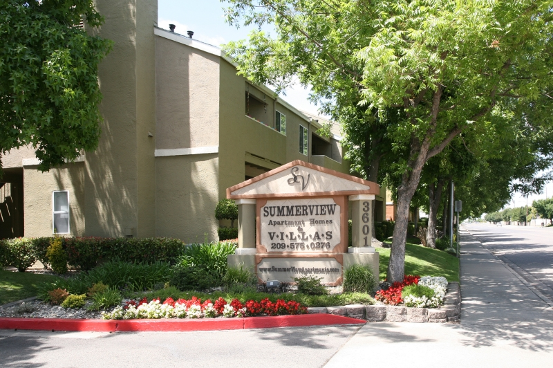 Summerview Apartments Modesto Ca
