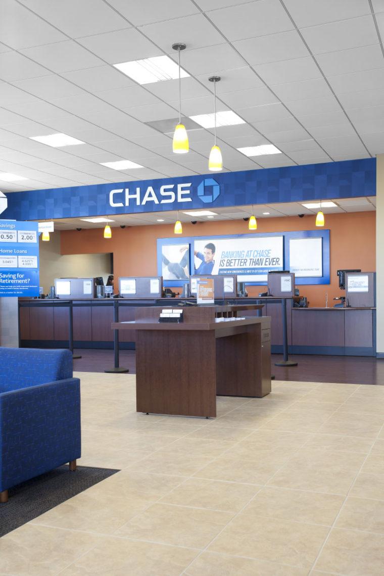 chase bank modesto ca