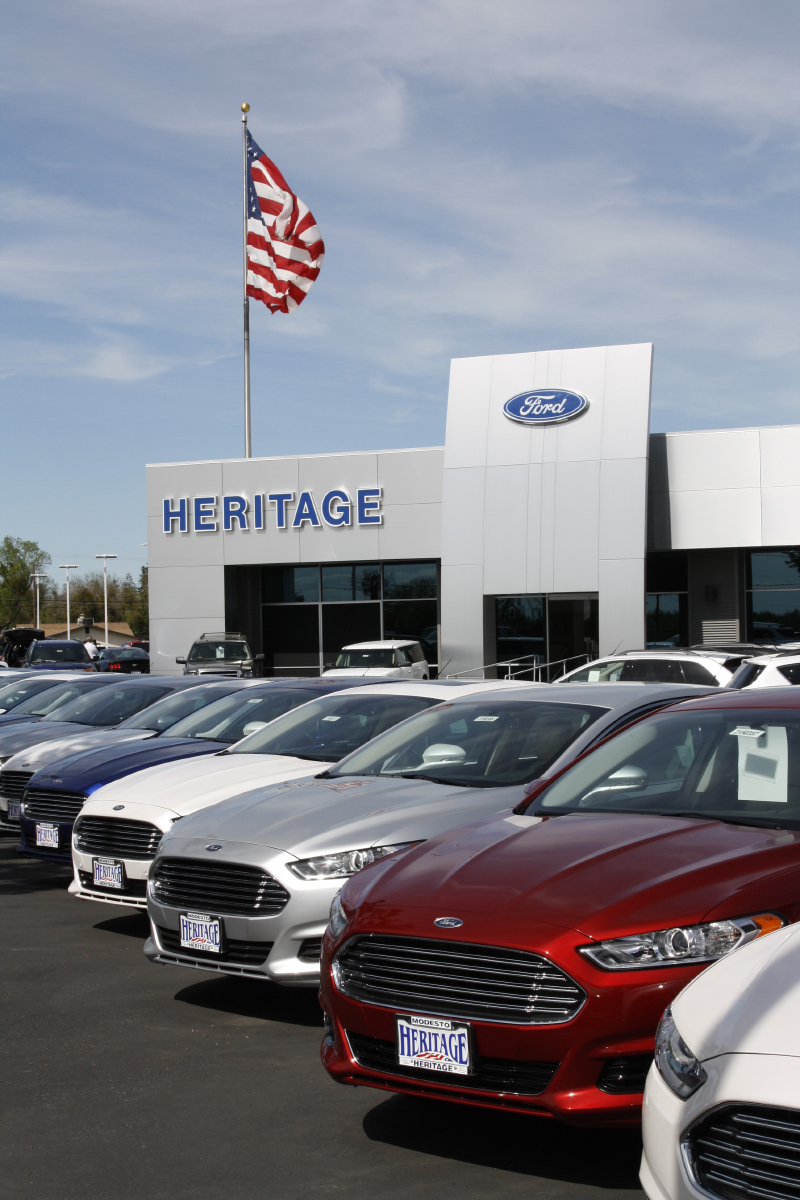 Heritage Ford - Huff Construction