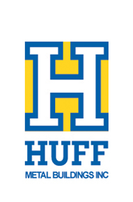 This is an image of the Huff Metal Buildings Logo.