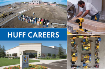 Career Opportunities Huff Construction