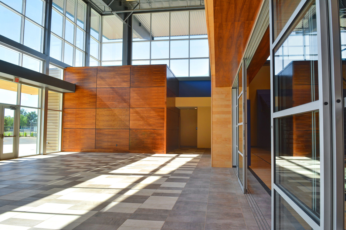 Mark Gallo Health And Fitness Center Huff Construction