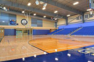 Mark Gallo Health and Fitness Center at Central Catholic High School Modesto California