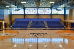 Mark Gallo Health and Fitness Center at Central Catholic High School Modesto California