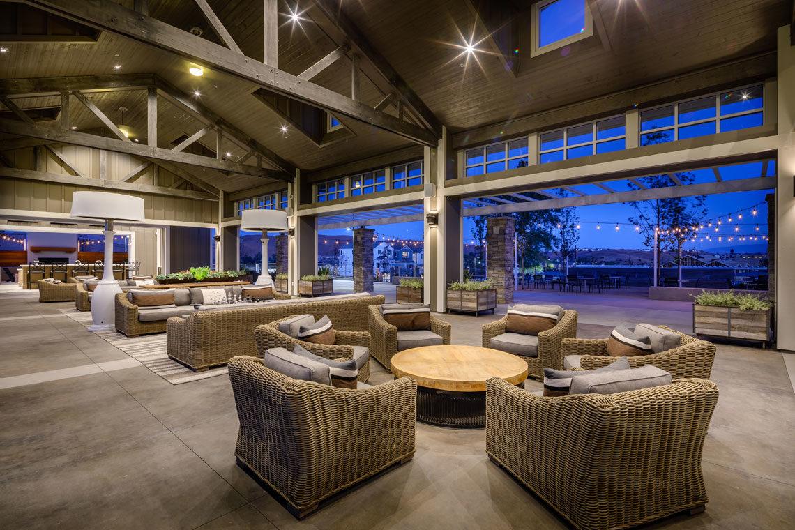 Wallis Ranch Kindred House Dublin California