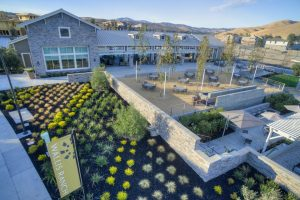 Wallis Ranch Kindred House in Dublin, California. Built by Huff Construction.