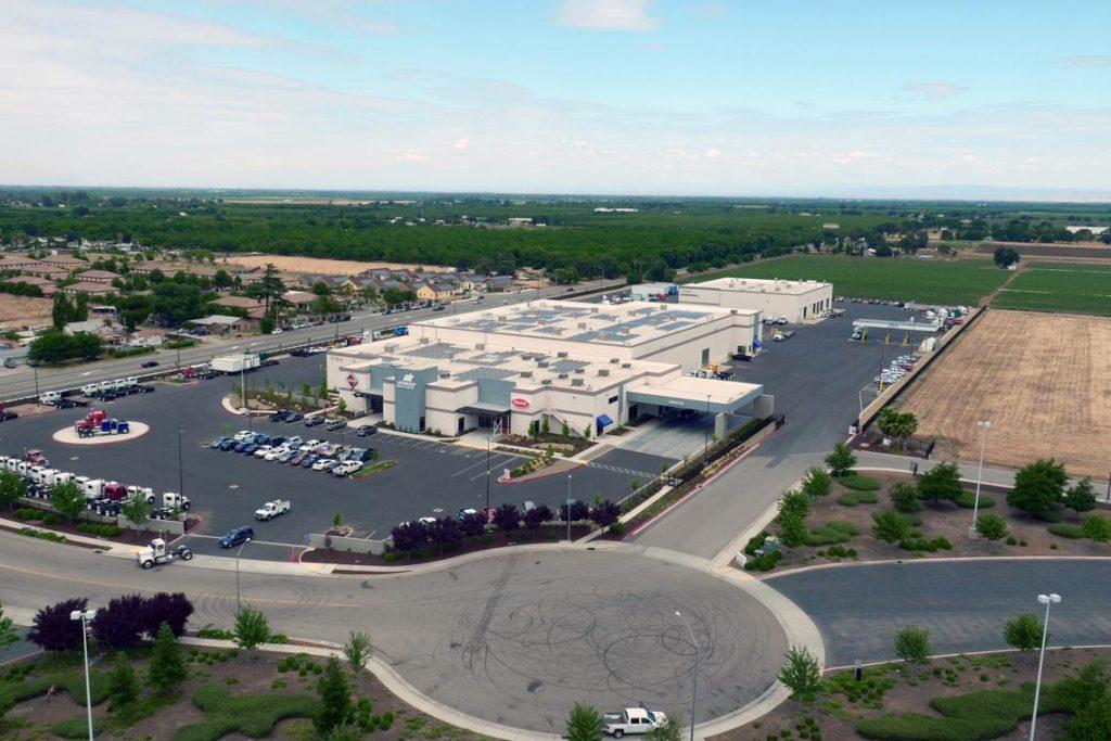 Interstate Truck Center Huff Construction