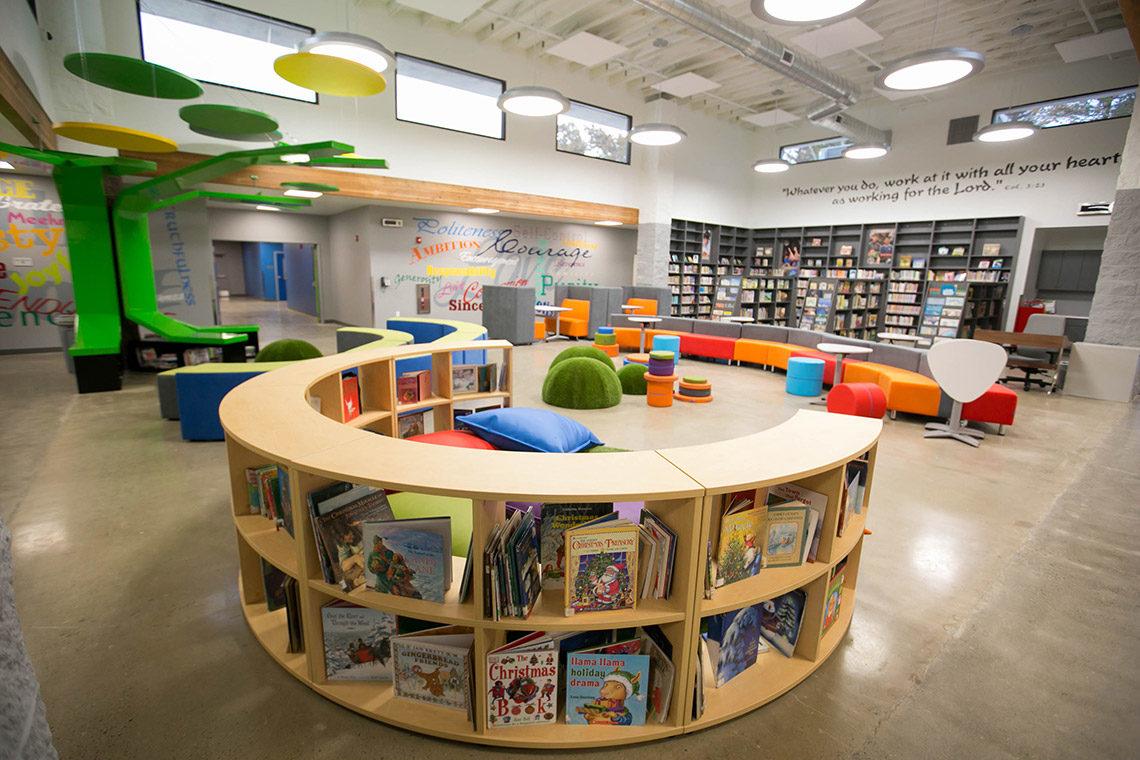 Turlock Christian Elementary School AIA Design Excellence Award