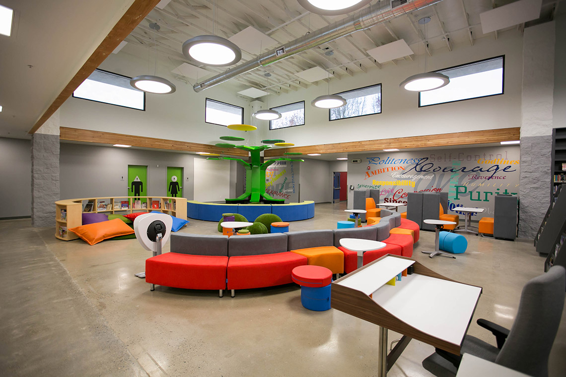 Turlock Christian Elementary School Aia Design