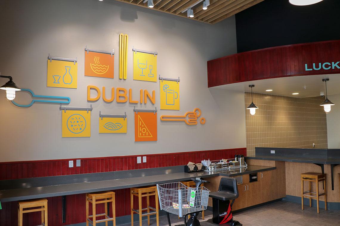 Lucky California Dublin Huff Construction