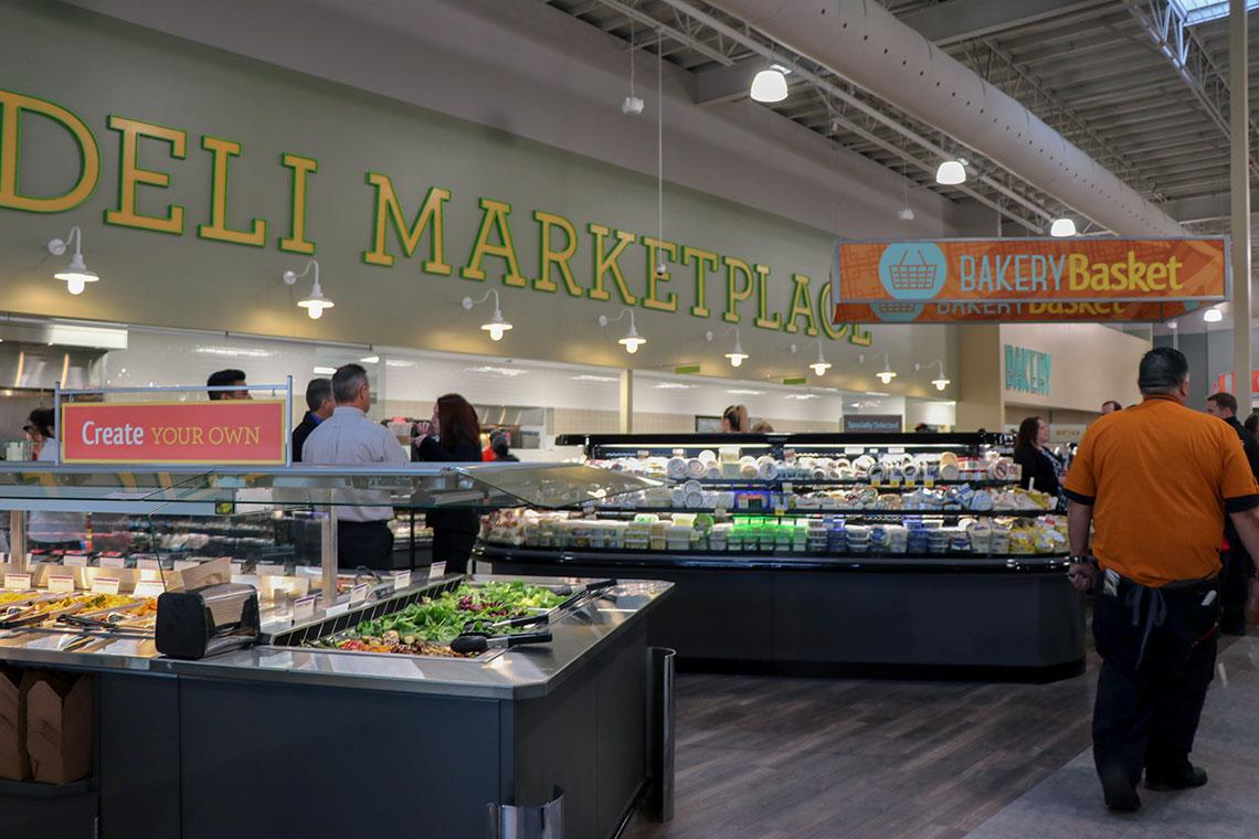 Lucky California Grocery Store Dublin