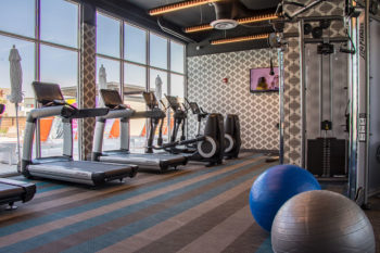 Aloft Hotel Dublin Pleasanton Gym