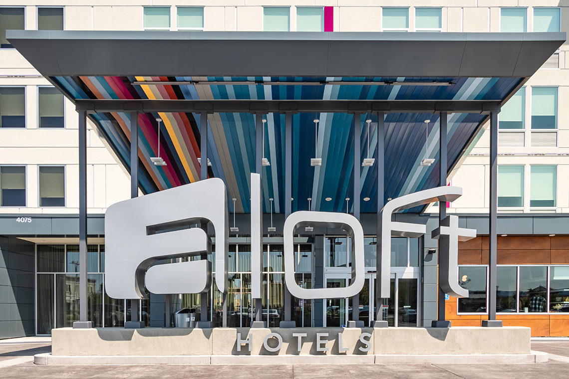 Aloft Hotel Dublin Pleasanton