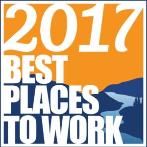 Huff Construction is one of the Best Places to Work in the Central Valley