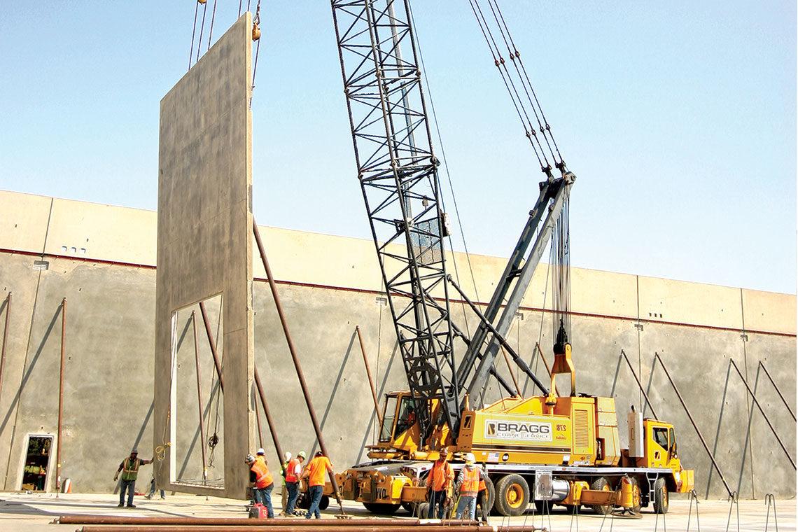 Concrete Tilt-Up Construction