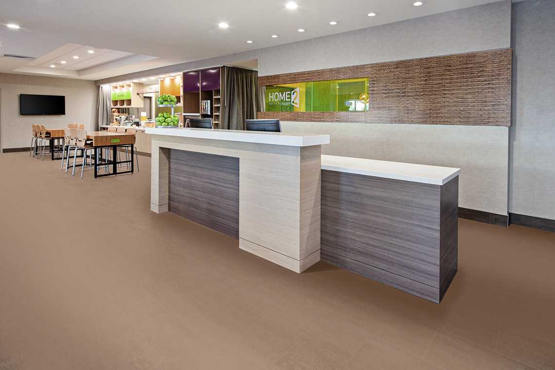 Home2 Suites Hotel Alameda Front Desk