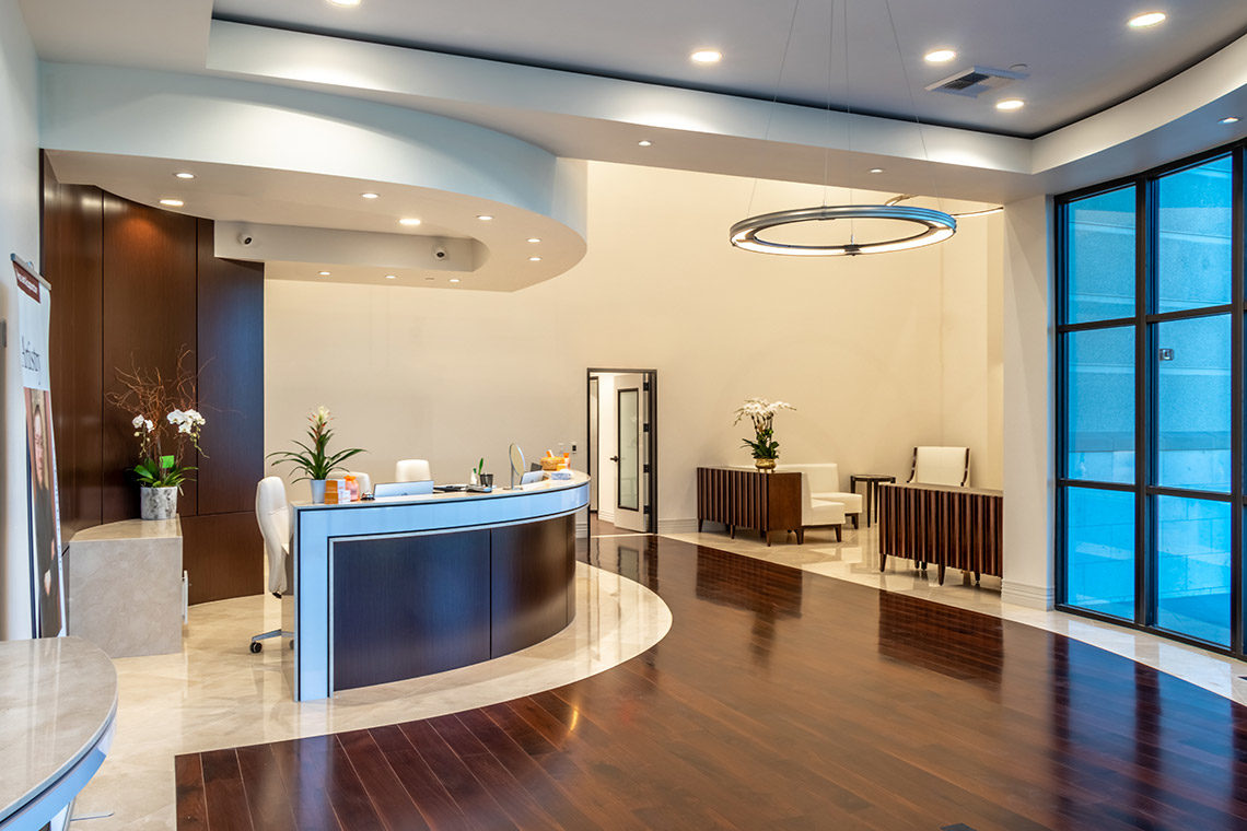 Surgical Artistry Modesto Lobby