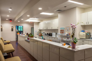 Surgical Artistry Modesto Lobby