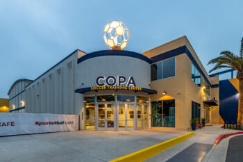 SHADELANDS SPORTSMALL COPA soccer training center