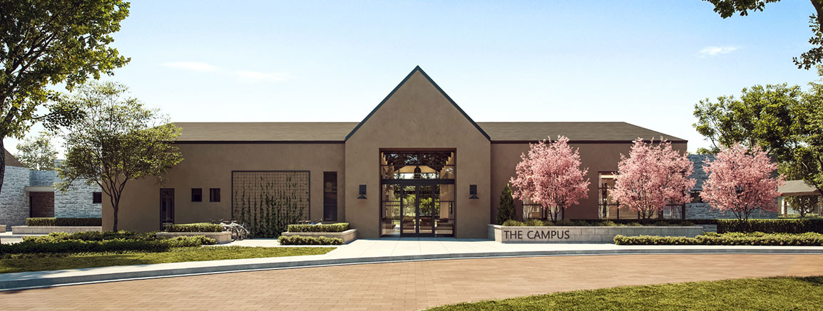 The Campus Clubhouse in The Collective Community Manteca, CA