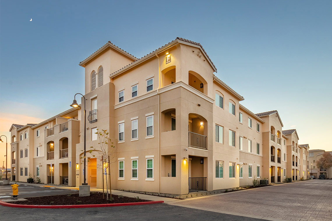Avena Bella Affordable Housing Turlock