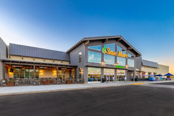 Photos of the new Save Mart in Redding, CA