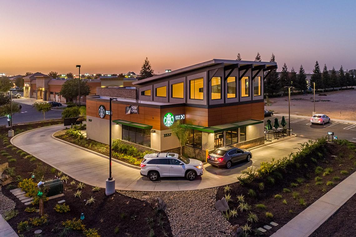 Photo of Starbucks on Pelandale Ave in Modesto