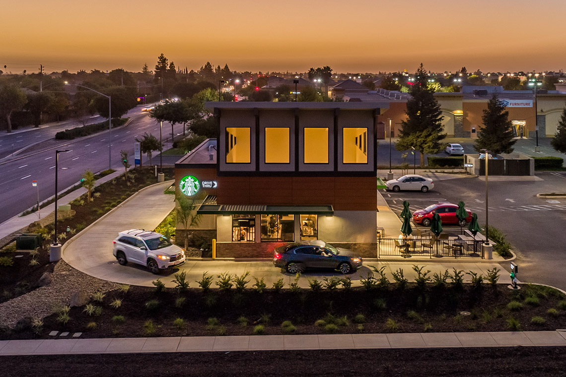 Starbucks Pelandale Avenue Modesto