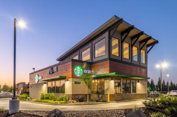 Photo of Starbucks on Pelandale Ave in Modesto