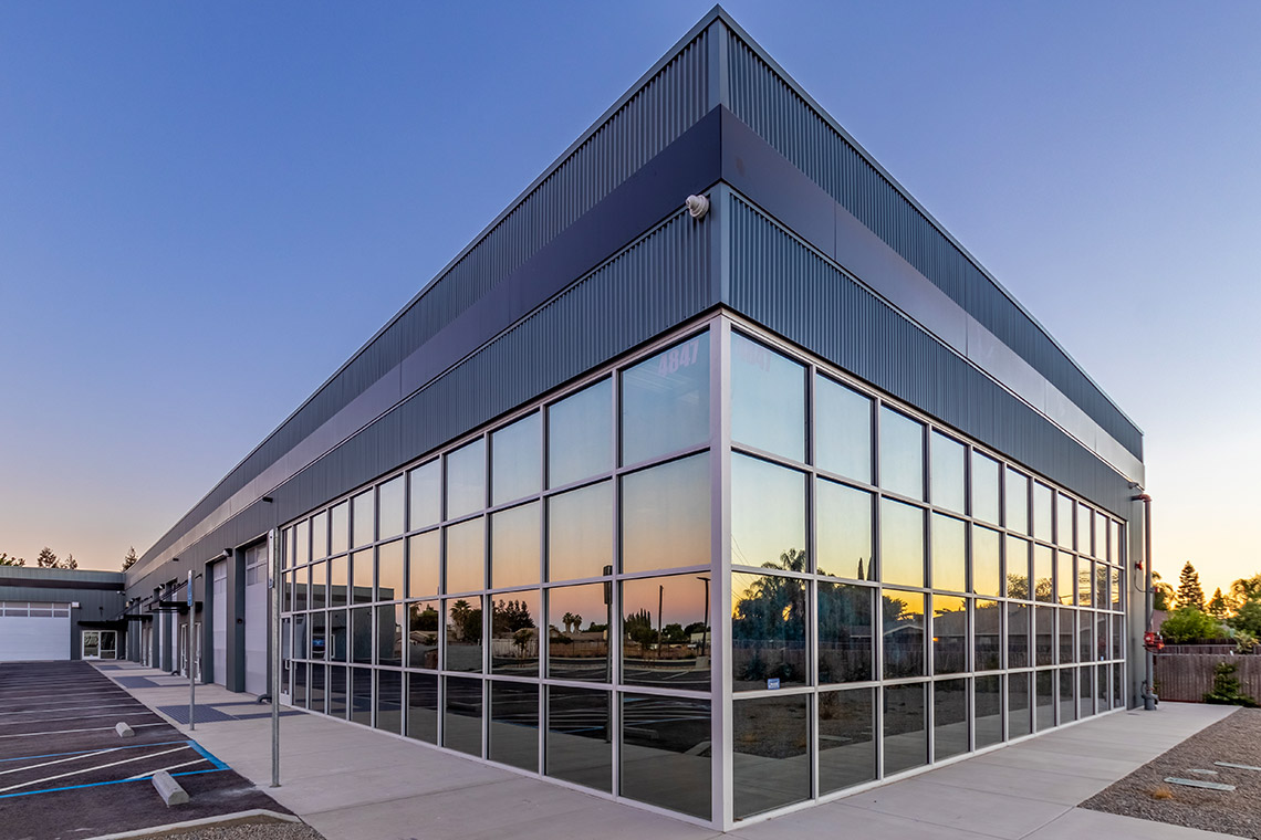 Hughes Commercial - Kiernan Court Huff Metal Buildings (25)