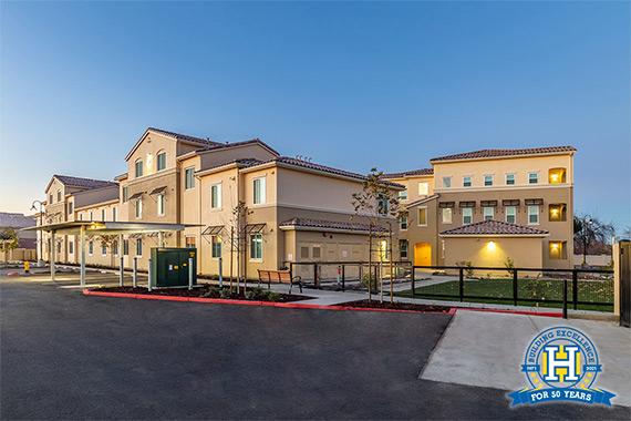Avena Bella Affordable Housing Turlock CA