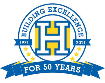 Huff Construction Building Excellence for 50 Years