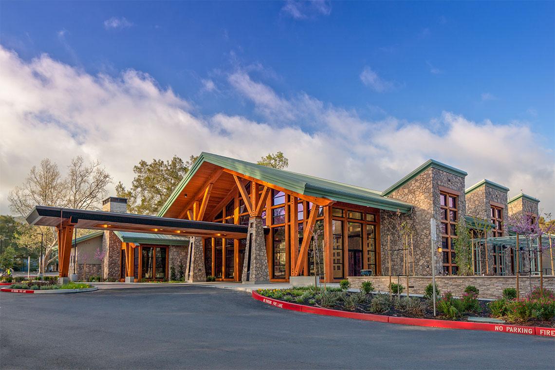 Rossmoor Events Center Walnut Creek